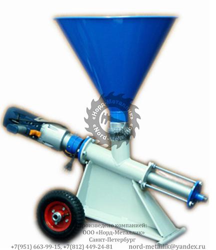 Инъекционный шнековый насос НМ-706