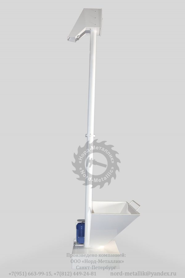 Просеиватель типа НМ МПС 141 Норд-Металлик